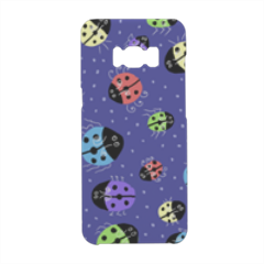 coccinelle Cover Samsung S8 3D