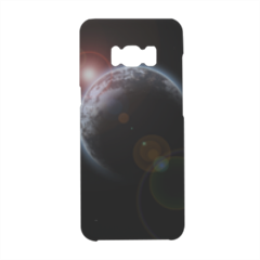 Fake Planet Cover Samsung S8 3D