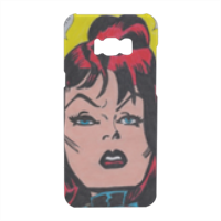 BLACK WIDOW Cover Samsung S8 Plus 3D