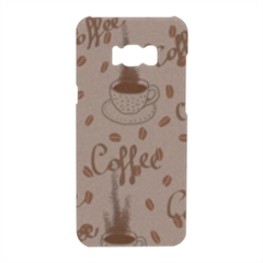 coffee Cover Samsung S8 Plus 3D