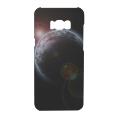 Fake Planet Cover Samsung S8 Plus 3D