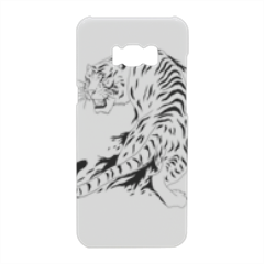 Tigre per cellulari Cover Samsung S8 Plus 3D