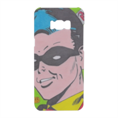 ROBIN 2019 Cover Samsung S8 Plus 3D