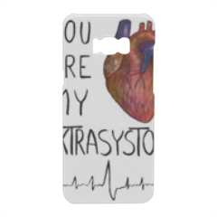 My Extrasystole Cover Samsung S8 Plus 3D