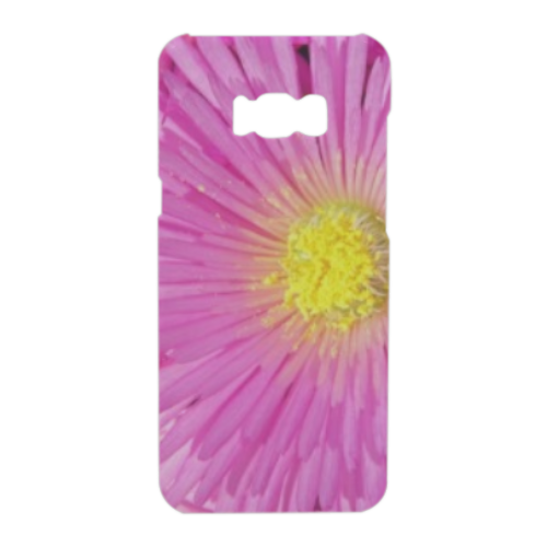 Fuchsia Cover Samsung S8 Plus 3D