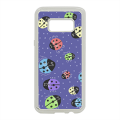 coccinelle Cover in silicone Samsung S8