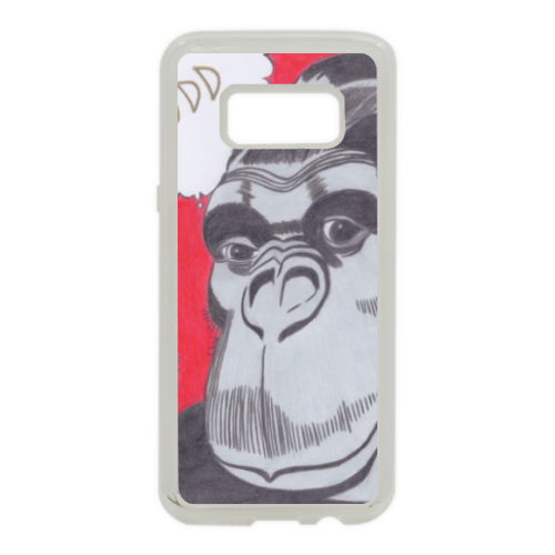 GRODD Cover in silicone Samsung S8