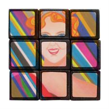 Portachiavi Cubo di Rubik