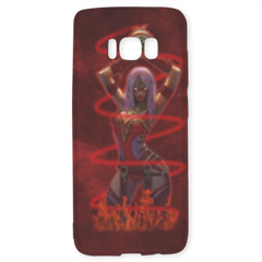 Abaddon Cover trasparente Samsung S8