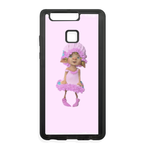 Caterina Cover in silicone Huawei P9