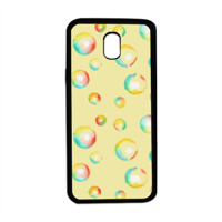 bolle di acquerello Cover in silicone Samsung J5 2017