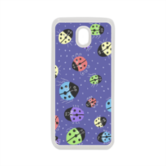coccinelle Cover in silicone Samsung J7 2017