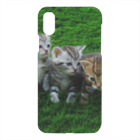 Trio Simpatico Cover iPhone X 3D
