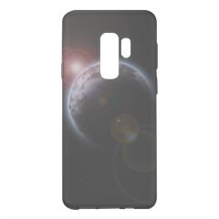 Fake Planet Cover trasparente Samsung S9 Plus