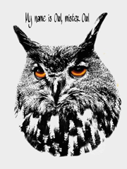 Gufo My name is Owl