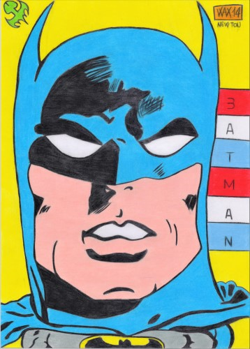 BATMAN NEWTON